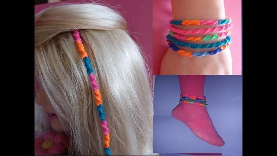 Das beste von Bänder In Haare Flechten