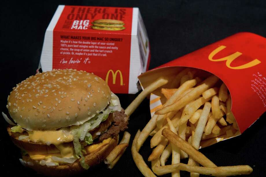 In a Reddit post, a user claiming to be a McDonald's manager confirmed the existence of a secret menu. Keep clicking to take a look at other restaurants with secret menus. Photo: PAUL J. RICHARDS, Getty Images / 2009 AFP