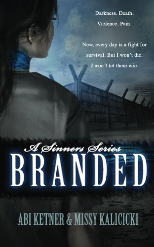 Branded (A Sinners Series) by Abi Ketner