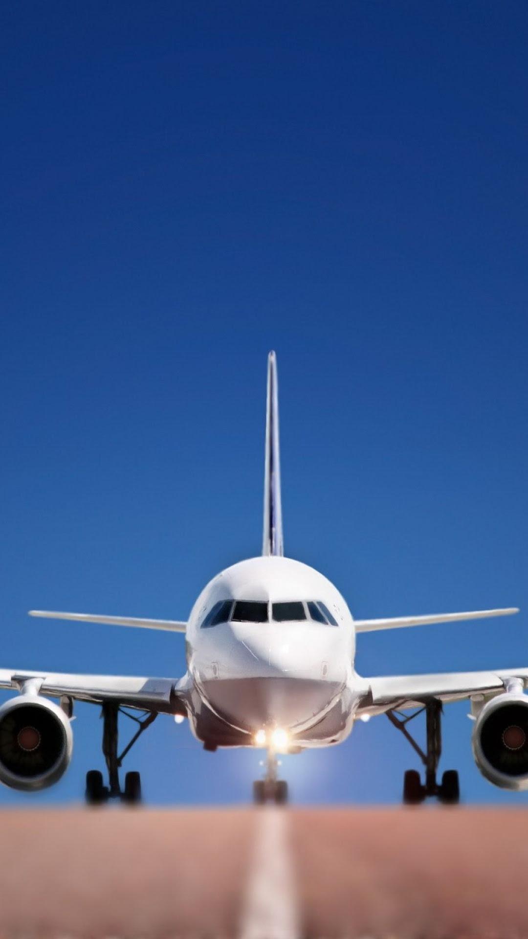 Airplane Iphone Wallpaper Download Free | PixelsTalk.Net