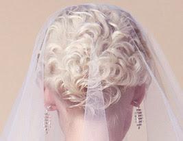 monista ponta do dedo tule véus de noiva com borda fita