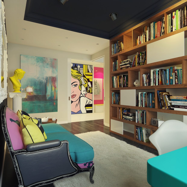 Hotel Public Space Hospitality Interior Design Eaton Fine ...