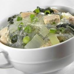 Chicken Long Rice Soup Recipe - Allrecipes.com