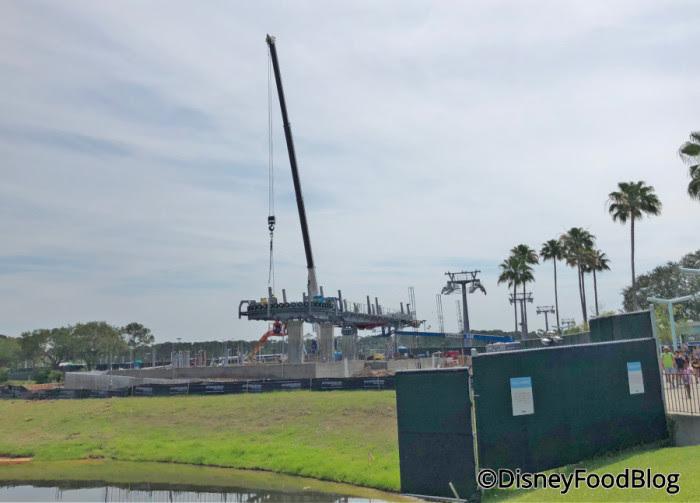 Skyliner Construction