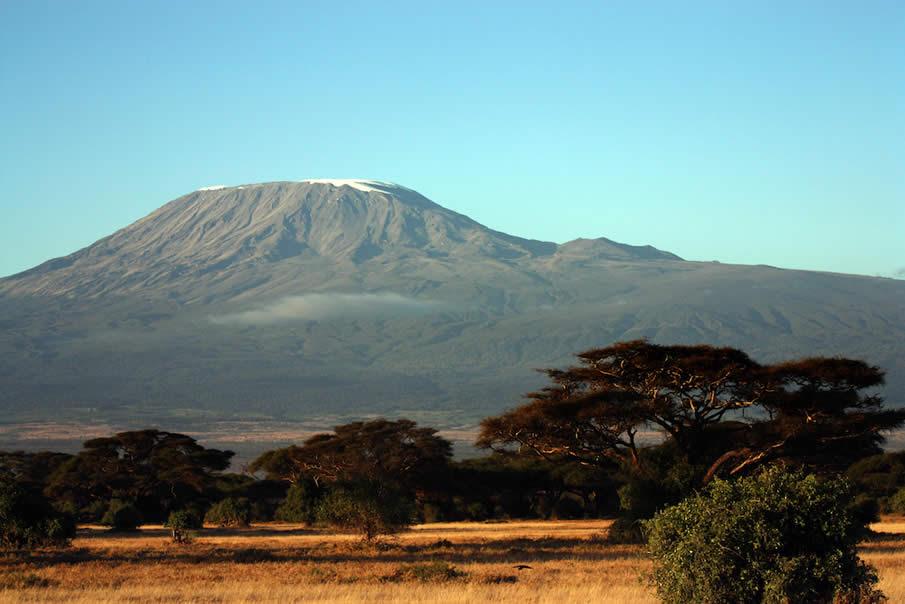 Kilimanjaro in Tanzania
