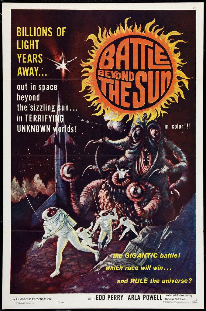Battle Beyond the Sun (Film Group, 1962)