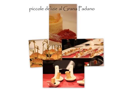 Piccole delizie al Grana Padano