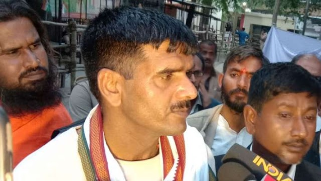 Dismissed BSF youngster Tej Bahadur announces to fight against Khattar