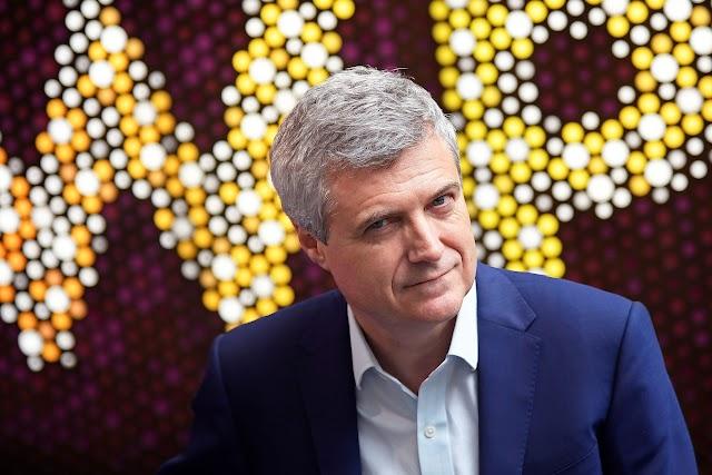"""Anuncio gigante de WPP tira de dividendos, CEO de """"muy cauto"""" sobre el impacto de los virus en los presupuestos de marketing"""