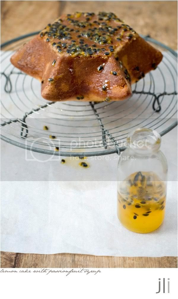 donna hay,lemon cake with passionfruit syrup,baking,food photography,sydney,jillian leiboff imaging