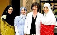 Halal-TV kvinnor