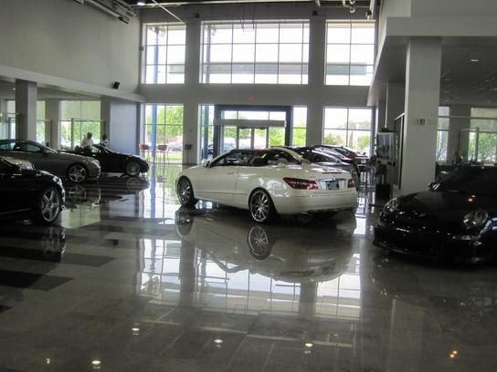 Mercedes-Benz of Houston North : Houston, TX 77090 Car ...