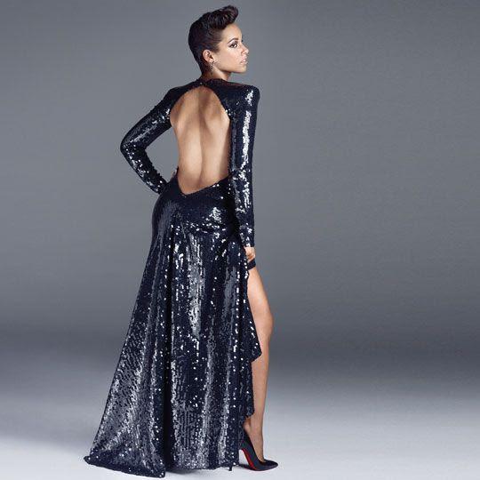 Girl On Fire (Promo), Alicia Keys