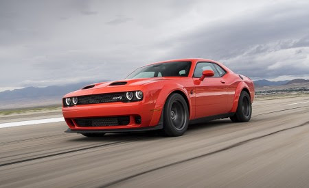 2020 Dodge Challenger Srt Super Stock Hd Wallpapers Pictures Newcarcars
