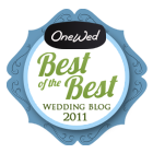 Best Wedding Blogs of 2011