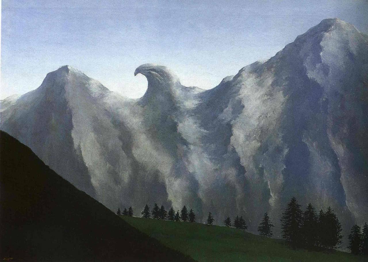The domain of Arnheim Rene Magritte