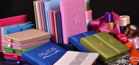 Thai Silk Invitation Box Wholesale Manufacturing
