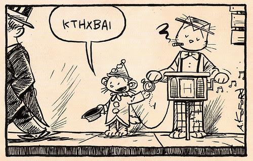 Laugh-Out-Loud Cats #935 by Ape Lad