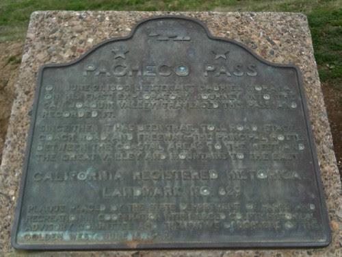 California Historical Landmark #829