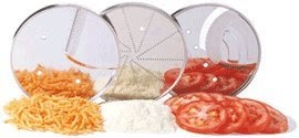 Cuisinart DLC-836 6-by-6mm Fruit Vegetable and French Fry Disc Fits 7 and 11-Cup Processors