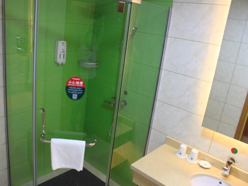 Review GreenTree Inn Ningbo Hangzhou Bay New Area Advantage Plaza Hotel