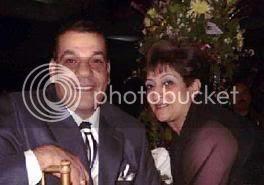 Hossam Armanious and wife Amal Garas