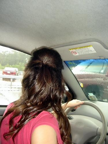 Back of Hair Trial