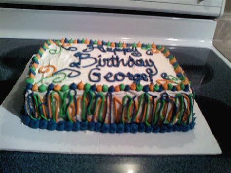 Happy Birthday George. It makes me so happy that I got to