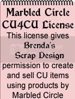 Marbled Circle License