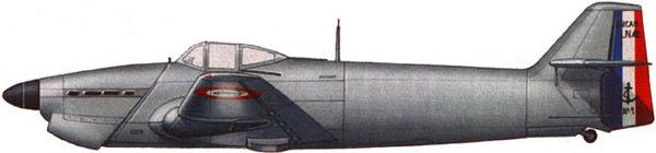Prototypes de l'aviation française, 1945-1960 - Jean-Claude Fayer