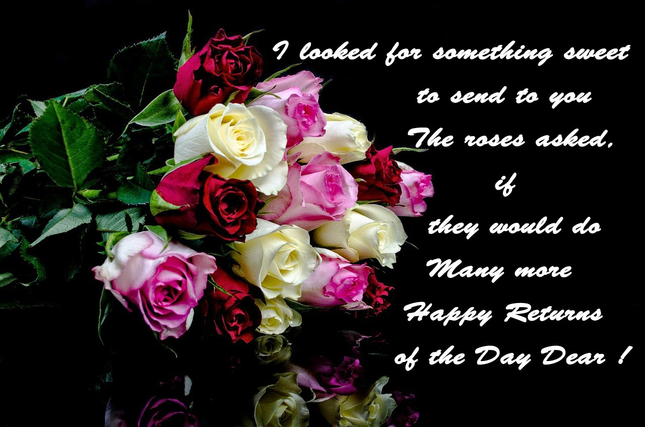Flowers For Your Birthday Images Top Collection Of Different Types