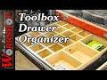 Drawer Hardware Organizer