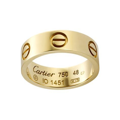 Cartier says it all : LOVE