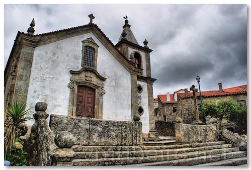 Igreja Matriz de Linhares da Beira by VRfoto