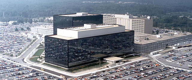 Sede de la NSA en Fort Meade, Maryland (EEUU). | Reuters