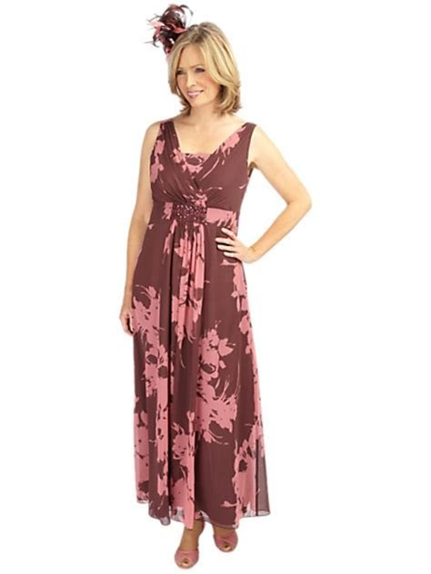 Mother of the bride? £59.00 Buy Jacques Vert Floral Maxi