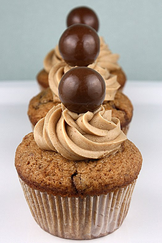 Malted Milk Cupcake - 5273 r1