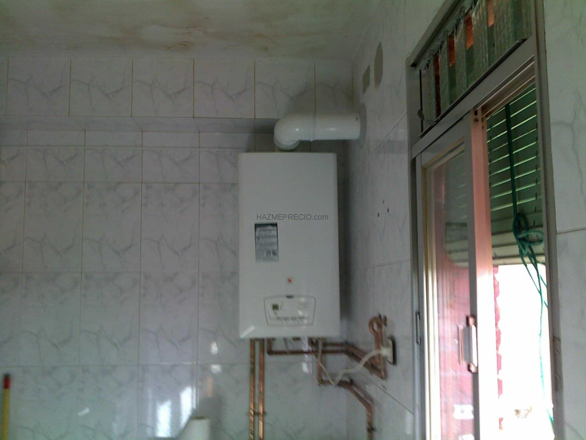 Aire acondicionado split calderas de calefacci n de gas for Caldera mural a gas