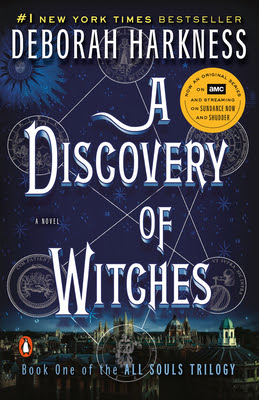 a discovery of witches cover