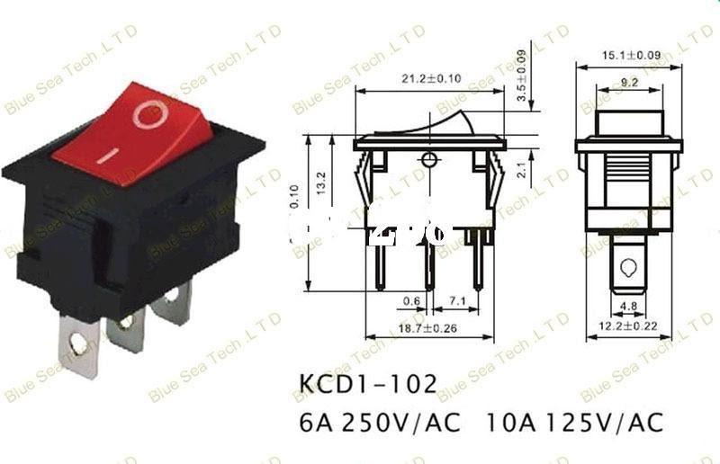 20 Elegant 3 Prong Rocker Switch Wiring Diagram