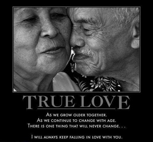 Grow Old Together Love Quotes Bellissimonyccom