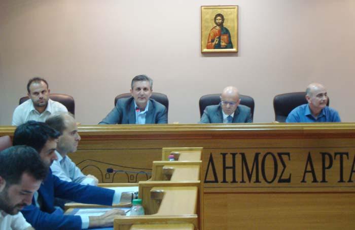 Άρτα: Το ΔΣ Αρταίων ψήφισε ομόφωνα ΟΧΙ στο οριστικό κλείσιμο του θεάτρου στο Κάστρο