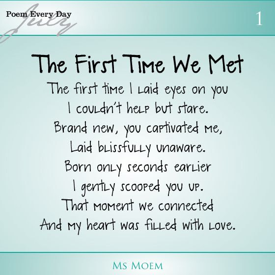 Quotes About First Met 148 Quotes