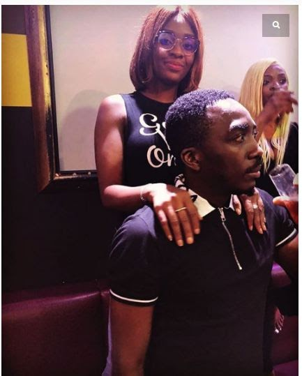 Bovi Shares Lovely Photo With His Wife, But The Caption Got Fans Laughing