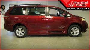 New Toyota Wheelchair Vans For Sale Blvd Com