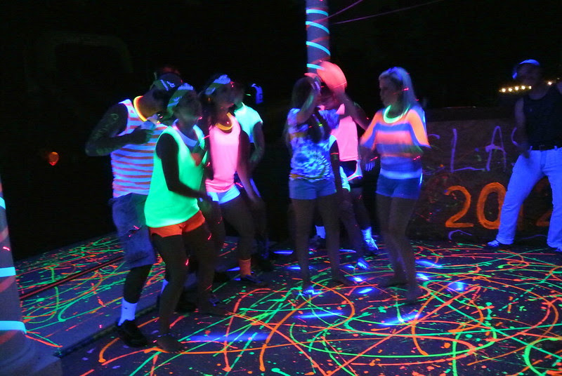 How To Throw A Blacklight Party