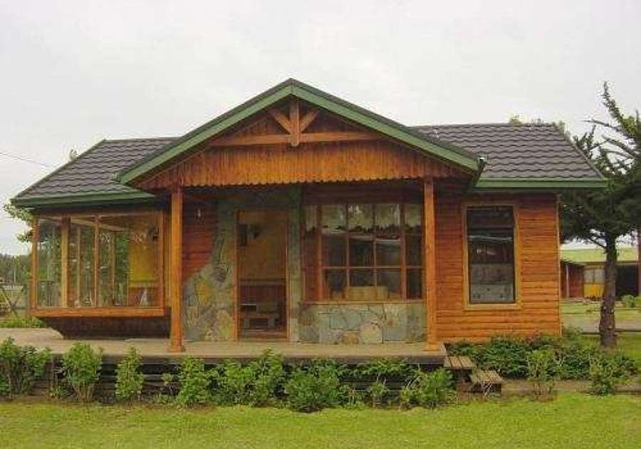 Casas de madera prefabricadas casas modulares santiago - Casa modulares prefabricadas ...