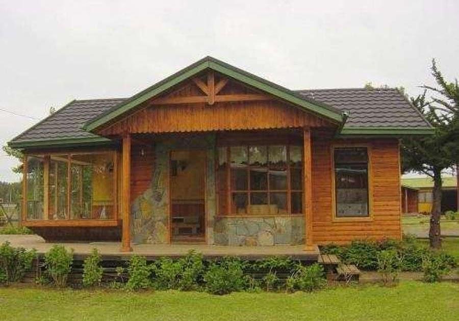 Casas de madera prefabricadas casas ricci casas de madera - Casas rurales prefabricadas ...