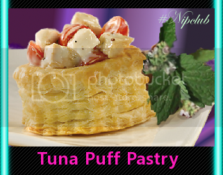 tuna pastrie
