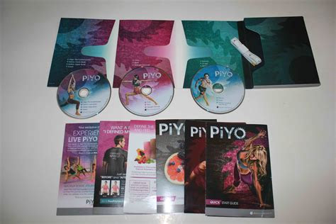 chalene johnsons piyo workout fitness products